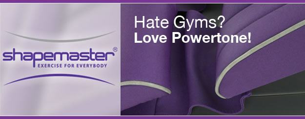 Hate Gyms? Love Powertone!